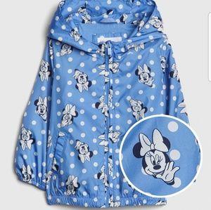 Baby Gap/ Disney Minnie Mouse Windbreaker